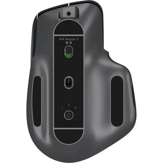 Mouse Wireless LOGITECH Triathlon M720, 1000 dpi, negru Mouse