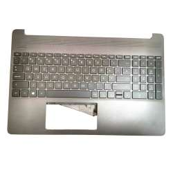 Carcasa superioara cu tastatura palmrest Laptop, HP, 15-EF, 15S-EQ, TPN-Q222