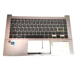 Carcasa superioara cu tastatura iluminata palmrest Laptop, Asus, VivoBook S14 S435, S435EA, US