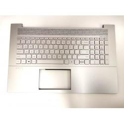 Carcasa superioara cu tastatura palmrest Laptop, HP, Envy 17-CG, 17T-CG, L87983-001, AM2V2000230