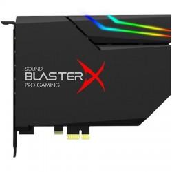 Placa de sunet CREATIVE Sound BlasterX AE-5 Plus, 7.1, PCI-E