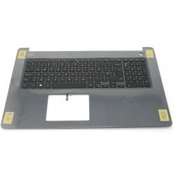 Carcasa superioara cu tastatura palmrest Laptop, Dell, G3 17 3779, D6NDW, D56JV, layout UK