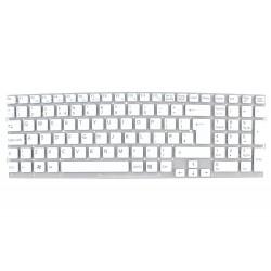 Tastatura Laptop, Sony, Vaio VPCEB4Z1R, fara rama, alba, UK