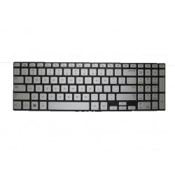 Tastatura Laptop, Samsung, NP N770, NP770Z5E, NP780Z5E, NP880Z5E, NP670Z5E,  BA59-03664A, iluminata, argintie, us