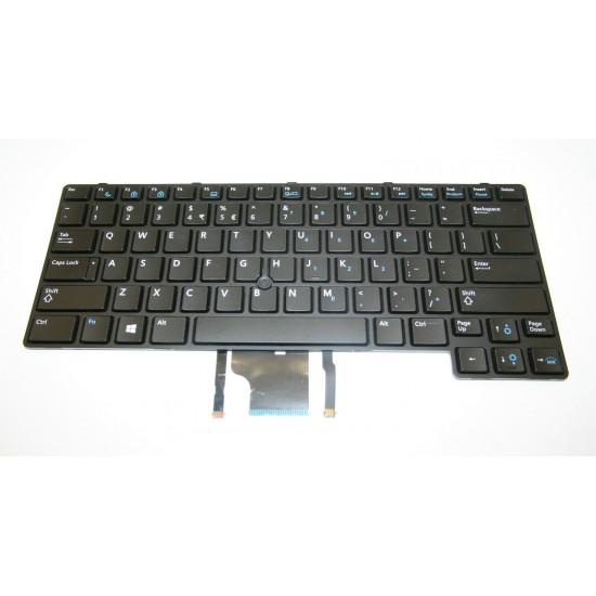 Tastatura Laptop, Dell, Latitude E6330, 6430U, E6430U, E6430S, E6530U, iluminata, US Tastaturi noi