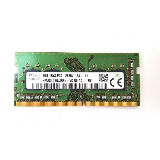Memorie Hynix, HMA81GS6DJR8N-VK, 8GB, DDR4, PC4-2666V, bulk Memorie RAM Noua