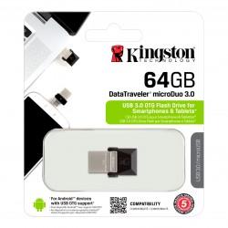 Memorie USB Kingston DataTraveler MicroDuo, 32GB, USB 3.0, OTG