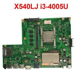 Placa de baza laptop Asus X540, X540L, X540LA, X540LJ, F540L 4GB i3-4005U CPU GT920M