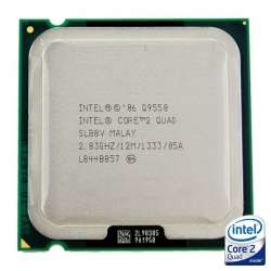 Procesor Intel Core 2 Quad Q9550, 2.83GHz, Socket LGA775, FSB 1333MHz, 12MB Cache