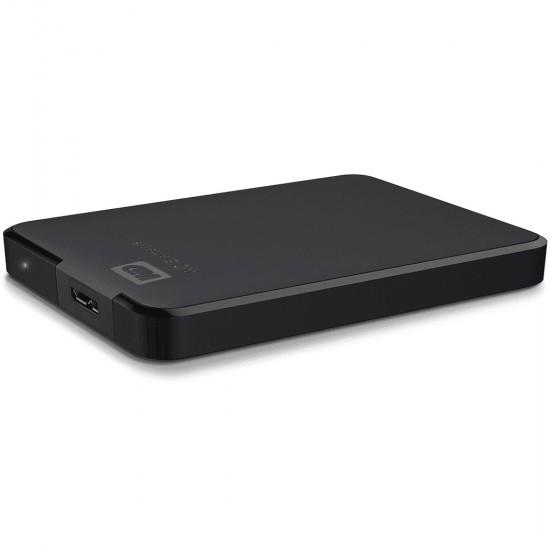 "HDD extern WD Elements Portable, 1TB, 2.5"", USB 3.0, Negru Hard disk-uri noi"